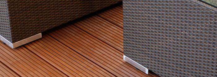 Balkon Dielen Holz Reinigen ~ Eine gute Alternative zu Terrassendielen aus Holz